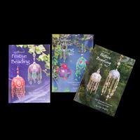 Spellbound Beads 3 x Festive Beading Book Bundle - Edition 1, 2 &-663289