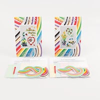 Quilling Kits Pack of 2 - Designs for Spring Cards 1 & 2-665250
