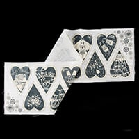 Pink Ink Designs Colour, Cut & Create Wedding Bunting Fabric Pack-665961