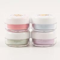 Honey Doo Crafts Mica Powders Spring - 4 x 10ml Jars-666511