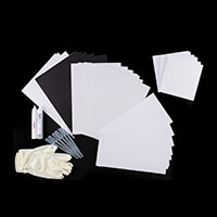 Pearlywinks Vibe Accessory Set - 35 Sheets of Card, 10 Envelopes,-667199