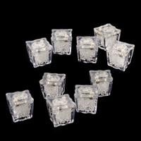 Flashing Ice Cubes - Battery Operated - 10 Pieces Total-668963