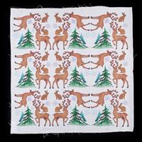 Dawn Bibby Season Motif Panel - 45cm x 45cm 100% Cotton-672224