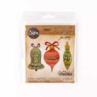 Sizzix® Thinlits™ Set of 22 Dies - Whimsy Décor by Tim Holtz®-673712
