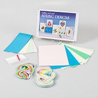 Past Times Quilling Spring Greeting Cards Kit (Makes 10)-674534