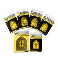 Clarity Fresh Cut Christmas Windows Aperture Die Collection - 11 -675316