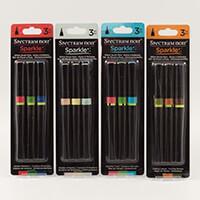 Spectrum Noir Seasons Collection Sparkle Pens - 4 Sets of 3 Pens-676204