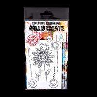 AALL & Create Stamp Set - Sketched and Doodles Moments - 7 Stamps-677572