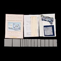 Nutmeg We are Sailing Gift Box Cross Stitch Kit-677900