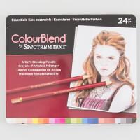 Spectrum Noir ColourBlend 24 Pencils - Essentials-679205