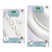 Creative Cake System - LOVE Letters & Rope & Pearl Borders-679851