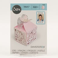 Sizzix® Thinlits™ Set of 3 Dies - Butterfly Favour by David Tuter-681041