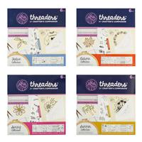 Threaders Embroidery Transfer Sheets - Four Seasons Collection-681697