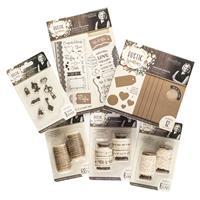 Sara Signature Rustic Wedding Essential Accessories Collection-682489
