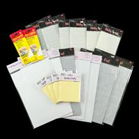 Papercraft Adhesive Collection - Foam Pads, Double Sided Tabs & S-683264