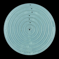Kallosphere Circle Template Set x 7 Shapes-683952