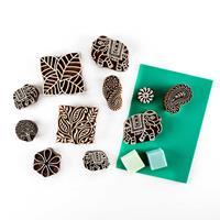 Colouricious Block Printing Jumbo Joy Set - 29cm x 21cm x 8cm-687620