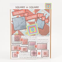 "Crafty UK Square in Square 2.5"" & 5"" Set-689048"