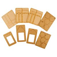 That's Crafty! 3 x Surfaces ATC Shrines Pack & 10 x MDF ATCoins-690755