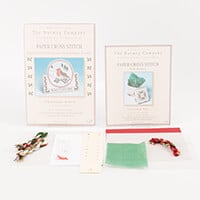 Nutmeg Christmas Robin & Christmas Box Kits-692862