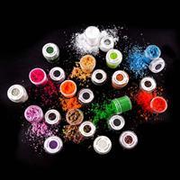 Carole's Crafts Soft Magic Colours - 16 x 20g Pots - Assorted Col-693843