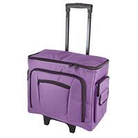 Sewing Online Sewing Machine Trolley Bag 47 x 38 x 24cm-693876