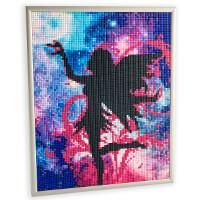 Pixelhobby UK Galaxy Fairy Kit - 4 x Baseplates, 120 x Pixelsquar-693928