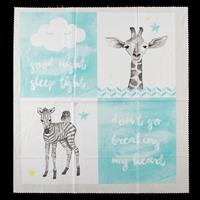 Juberry Fabrics Baby Safari Panel-694403