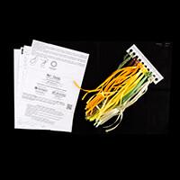 Gamma Sunflowers Ribbon Embroidery Kit - 24 x 34cm-696960