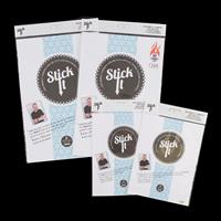 Stick It Die-Cut Adhesive Pack - 10 x Handy Size 10 x Large-697177