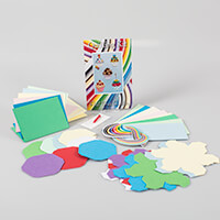 Past Times Quilling Cupcakes and Blank Cards Pack-697383