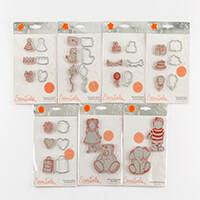 Tonic Essentials 7 Stamp & Die Sets - Marmalade's World - 19 Stam-698648