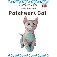 Craft Yourself Silly Tessepatch 3D Patchwork Pets Pattern-701068
