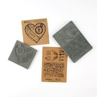 Stamp Addicts Steampunk Heart and Vintage Cling Mounted Rubber St-707554