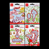 Marianne Designs Set of 4 Creatables Dies-716014