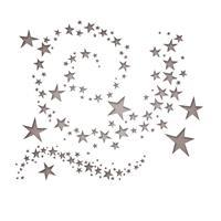 Sizzix® Thinlits™ Set of 9 Swirling Stars-716912