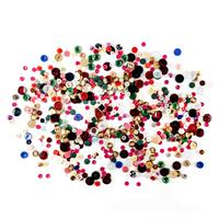Bag of Assorted Size and Colour Buttons - 1kg-718990