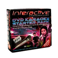 Interactive DVD Karaoke Starter Pack-719258