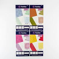 Threaders Quilting Stencils Bundle - Geometric, Flourish, Medalli-721836