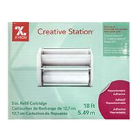 Xyron Acid-Free Repositionable Adhesive Refill Cartridge (18')-725241