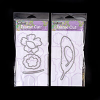 Hero Arts Frame Cut Die Sets - Elegant Feathers and Blossom Cuts--725974