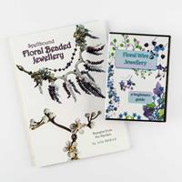 Spellbound Beads Floral Book & DVD-727062