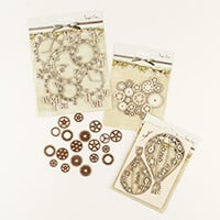 SnipArt Steampunk with Charms-727565