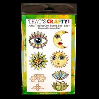 That's Crafty! A5 Clear Stamp Set - ATCoin-727698