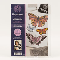 Threaders - A5 Rubber Stamp-728812