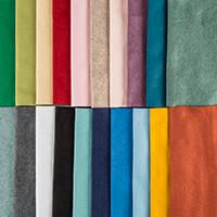 Bobbin Patch Pack of 20 x Wool Felt Squares - 12