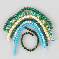 Aldridge Crafts Splash Bead Strings-735020