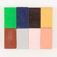Encaustic Art Pick n Mix 8 Block Wax Top Up Set-736201
