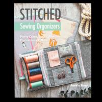 Stitched Sewing Organisers by Aneela Hoey-740184
