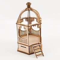 Candy Box Crafts Gazebo Money Box-740484